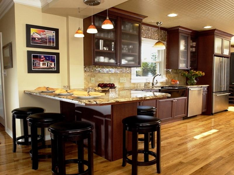 Kitchen Breakfast Bar Styles